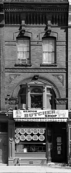 Photograph - Vintage Butcher Shop 2 by Andrew Fare