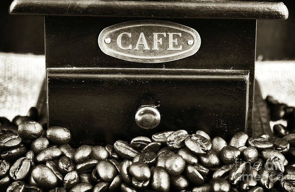 Photograph - Vintage Cafe by John Rizzuto