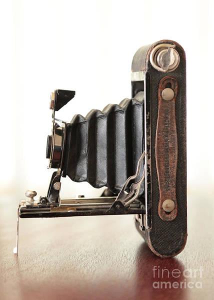 Photograph - Vintage Camera by Carol Groenen
