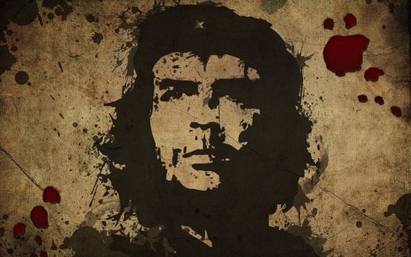 Wall Art - Photograph - Vintage Che by Gianfranco Weiss