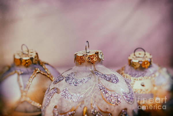 Weihnachten Photograph - Vintage Christmas by Sabine Jacobs