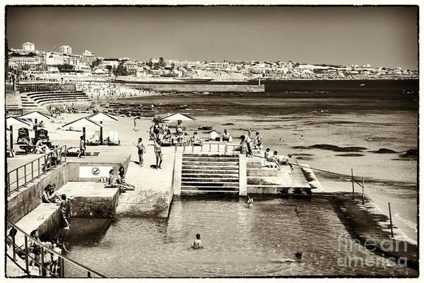Wall Art - Photograph - Vintage Estoril Coast by John Rizzuto