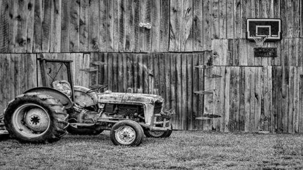 Photograph - Vintage Farm by Heather Applegate