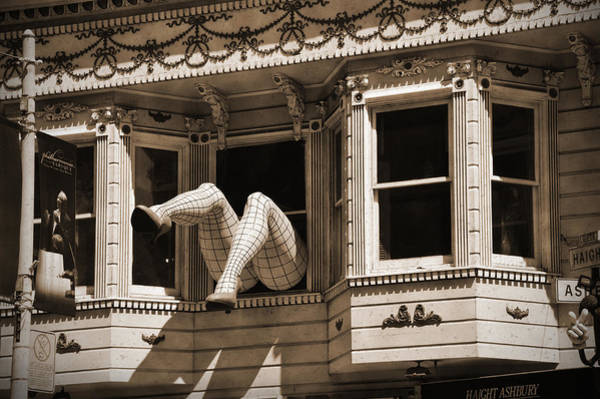 Photograph - Vintage Haight And Ashbury San Francisco by RicardMN Photography