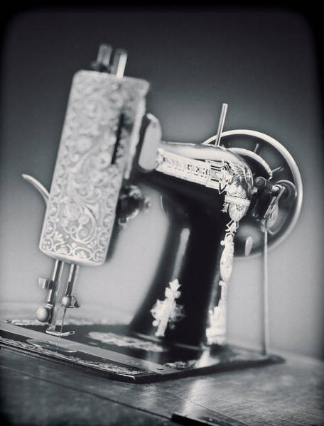 Wall Art - Photograph - Vintage Machine by Kelley King