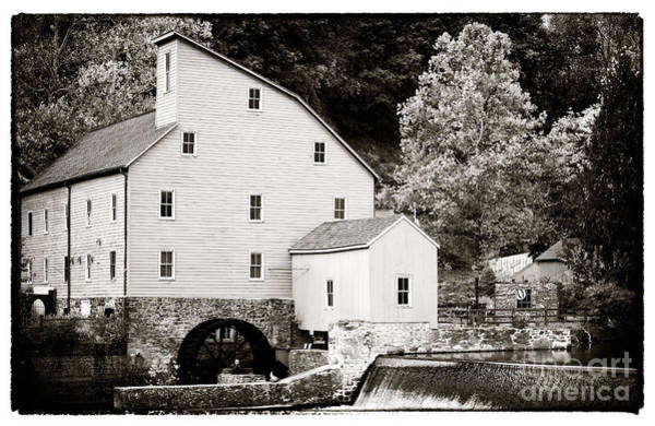 Photograph - Vintage Mill by John Rizzuto