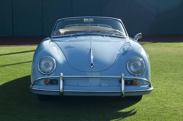 Photograph - Vintage Porsche by Jill Reger
