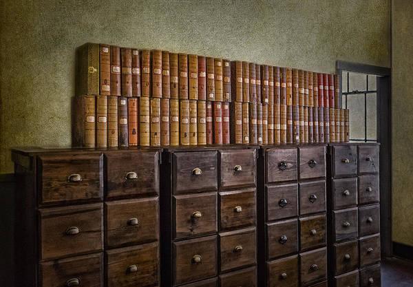 Photograph - Vintage Storage by Susan Candelario