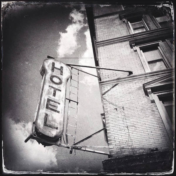 Photograph - Vintage West Village by Natasha Marco
