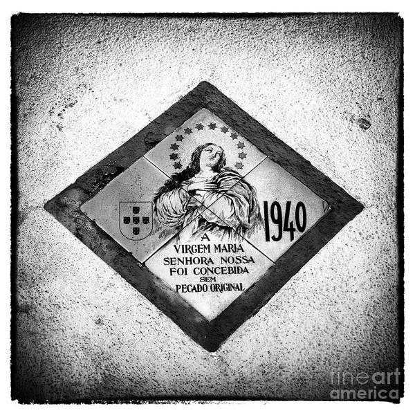 Wall Art - Photograph - Virgem Maria by John Rizzuto