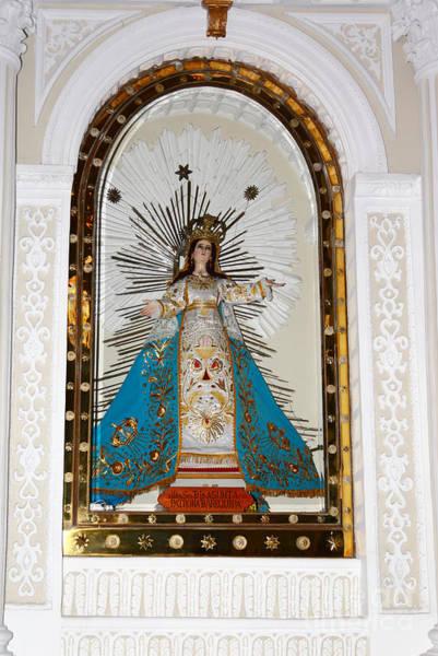 Photograph - Nuestra Senora De La Asunta Arequipa by James Brunker