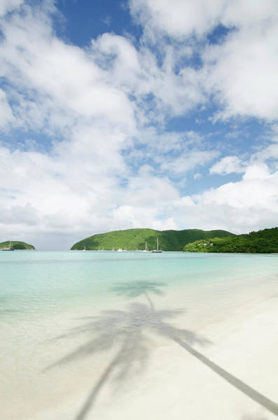 Hackett Photograph - Virgin Islands, St. John, Maho Bay by Chris  Hackett