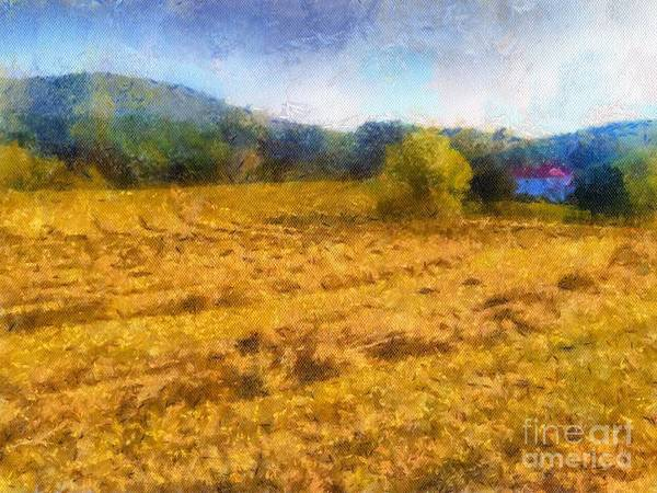 Painting - Virginia Fields by Teri Brown