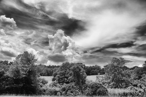 Photograph - Virginia Sky by Guy Whiteley
