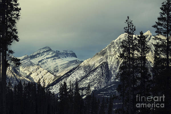 Canadian Rocky Mountains Photograph - Visions Prelude by Evelina Kremsdorf