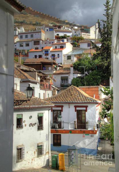 Photograph - Vista De Sacromonte - Granada by Levin Rodriguez