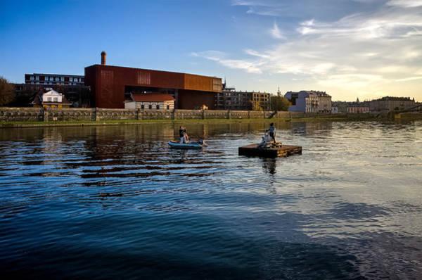 Photograph - Vistula River by Tomasz Dziubinski