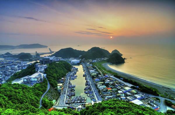 Taiwan Photograph - Vitality Of Fishing Port by Taiwan Nans0410