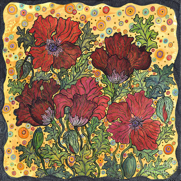 Primavera Painting - Viva La Primavera by Melissa Cole