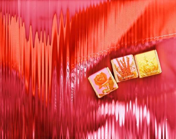 Bright Colours Mixed Media - Vivacious Vibrations by Anne-Elizabeth Whiteway