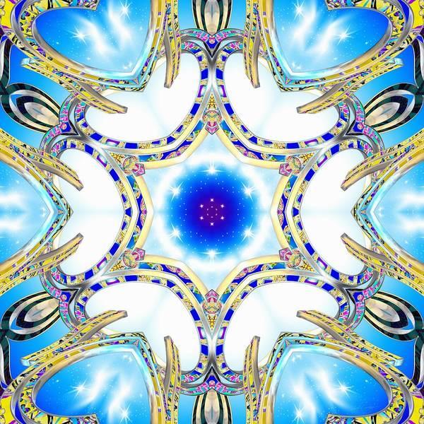 Digital Art - Vivid Starlight by Derek Gedney