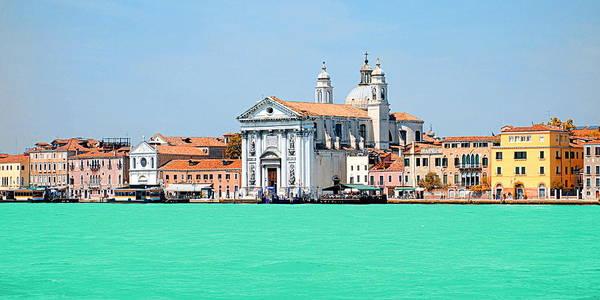Wall Art - Photograph - Vivid Venice by Valentino Visentini