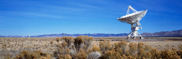 Very Large Array Photograph - Vla Telescope, Socorro, New Mexico, Usa by Panoramic Images
