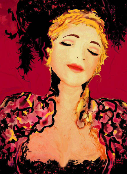 Vogue Mixed Media - Vogue by Natalie Holland