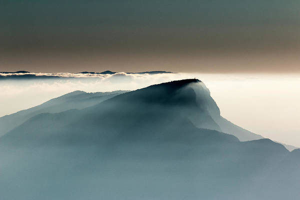 Wall Art - Photograph - Voile Alpin by Jean-louis Viretti