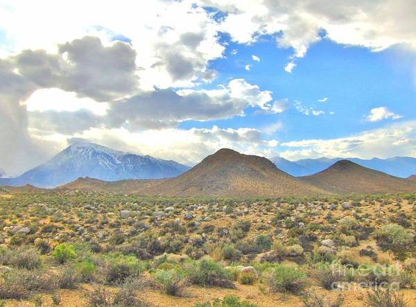 Bishop Hill Photograph - Volcanic Hills by Marilyn Diaz