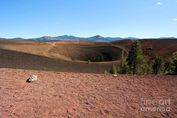 Photograph - Volcanic Hole by Adam Jewell