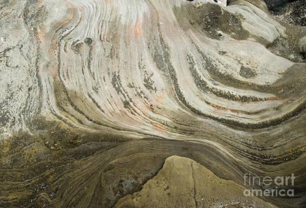 Tuff Wall Art - Photograph - Volcanic Tuff by William H. Mullins