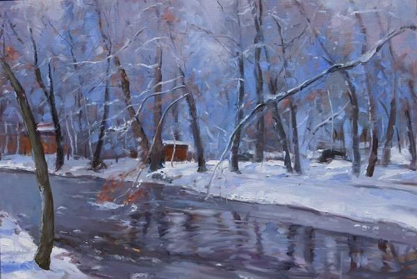 Painting - Volorek by Sefedin Stafa
