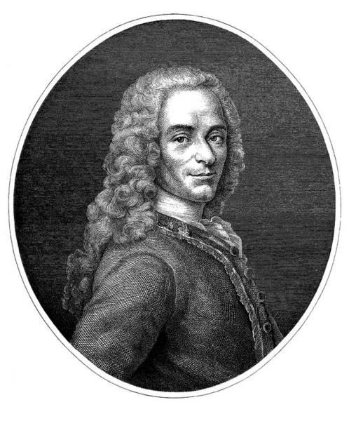 Francois Marie Arouet Photograph - Voltaire by Bildagentur-online/tschanz