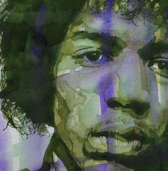 Wall Art - Painting - Voodoo Child by Paul Lovering