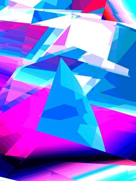 Elation Digital Art - Voyager by Kenneth Keller