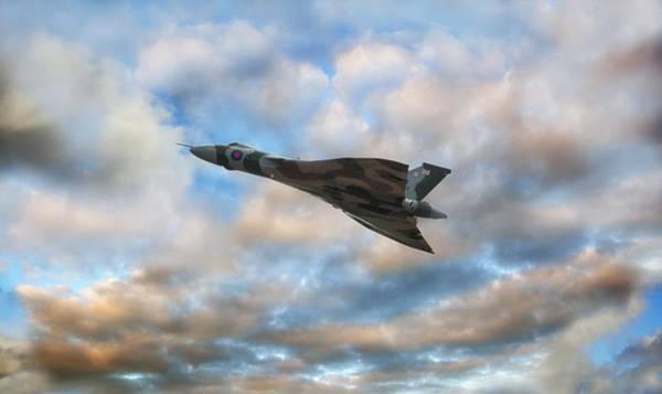 Vulcan Bomber Photograph - Vulcan by Jason Green