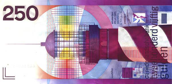 Digital Art - Vuurtoren by Luc Van de Steeg