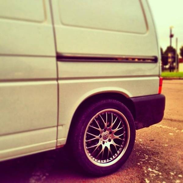Vw Transporter Photograph - #vw #dub #transporter #t4 #camper by Christopher Wiltshire