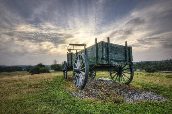 Canon Rebel Photograph - Wagon Hill by Eric Gendron