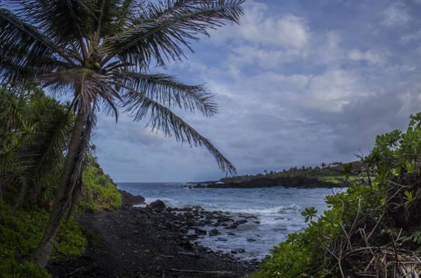Photograph - Waianapanapa Lookout by Brad Scott
