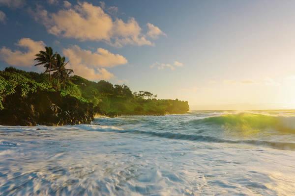 Maui Photograph - Waianapanapa Seascape by M Swiet Productions