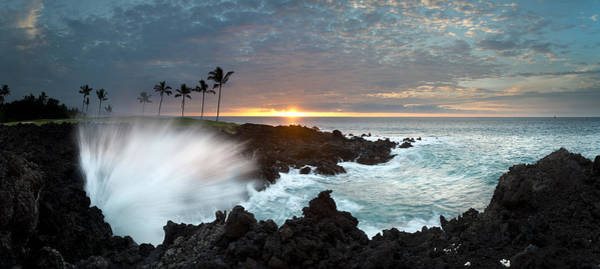 Big Island Photograph - Waikaloa Mana by Sean Davey