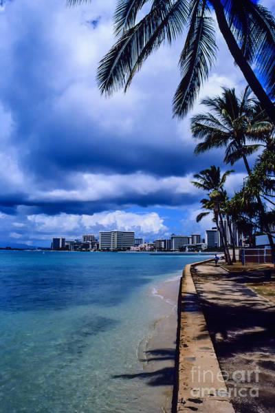 Photograph - Waikiki by Thomas R Fletcher