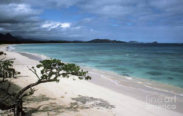 Photograph - Waimanalo Beach by Thomas R Fletcher