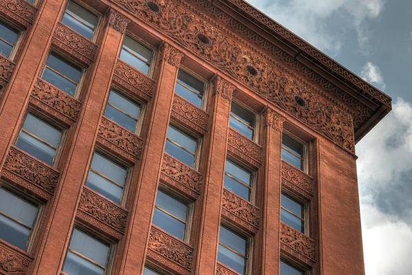 Linder Wall Art - Photograph - Wainwright St. Louis by Jane Linders