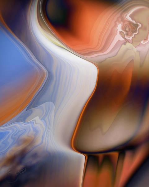 Digital Art - Waiting Feverishly by Steve Sperry