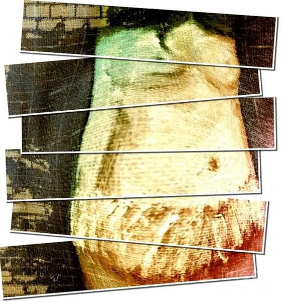 Digital Art - Waiting For Baby by Ann Calvo