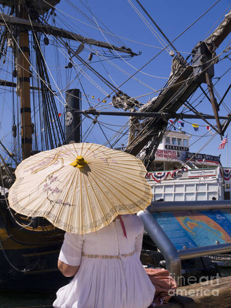Photograph - Waiting For Her Sailor Boy by Brenda Kean