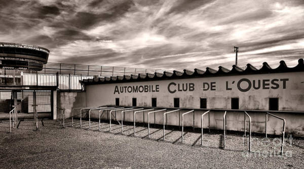 Le Mans 24 Wall Art - Photograph - Waiting For Le Mans by Olivier Le Queinec